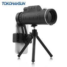 <b>TOKOHANSUN 40x60 zoom</b> Monocular Telescope Wide-angle ...