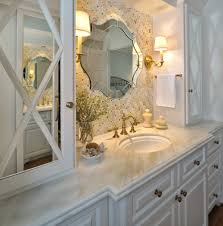 white wooden vintage bathroom cabinets with double sink combined painted storage cabinet brass vanity lighting and bathroom vanity lighting ideas combined