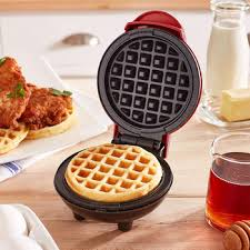 <b>Mini</b> Electric <b>Waffles Maker</b> Bubble Egg Cake Oven Breakfast Waffle ...