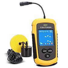 LUCKY Handheld Fish Finder Portable Fishing Kayak ... - Amazon.com