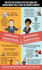 effective employee management skills visual ly effective employee management skills infographic