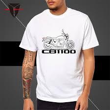 <b>KODASKIN T shirt</b> for Honda CB1100 <b>Motorcycle</b> Raing Casual ...