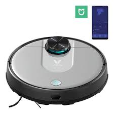 Xiaomi <b>Viomi V2 Pro</b> Robot Vacuum Cleaner Gray