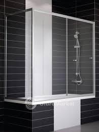 <b>Шторка на ванну Vegas</b> Glass ZV+ZVF 170х75 купить в Москве по ...