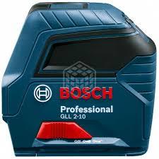 <b>Нивелир</b> линейный лазерный <b>Bosch GLL 2-10</b> - купить в ...