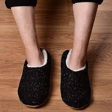 ALLBEST Men's Slippers Socks Autumn Winter Indoor ... - Amazon.com