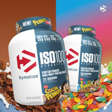 Dymatize and PEBBLES™ Cereal Join Forces to Create New ...