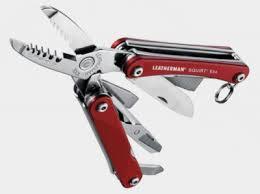 <b>Мультитул</b> для электриков <b>Leatherman Squirt ES4</b>