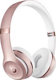 Beats by Dr. Dre Beats Solo³ Wireless Headphones Rose ... - Best Buy