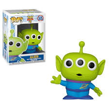 Alien <b>Toy Story 4</b> Funko Pop! Vinyl Figure || Инопланетянин ...