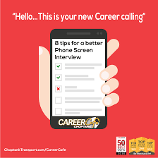 this is your career calling tips for a better phone interview