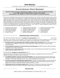 sample project manager resume example   resumeseed com