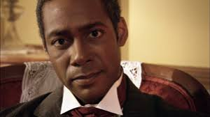 """Dion Johnstone as William Still, """"Father of the Underground Railroad"""". 90th Parallel Productions Ltd. Dion Johnstone as William Still - William%2520Still%252003RR"""