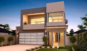 Narrow Lot Homes Perth   Storey Home Design   Rosmond Custom HomesTwo Storey Homes   Virtue photo   Overview  Floor Plan
