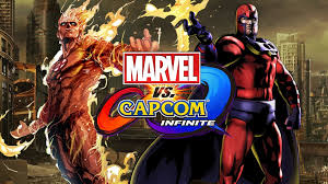 Image result for Marvel vs. Capcom: Infinite