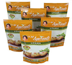 com dr jay s ayurfoods upama pack premium comfort com dr jay s ayurfoods upama 6 pack premium comfort food of preservatives best all natural ingredients vegan vegetarian non gmo