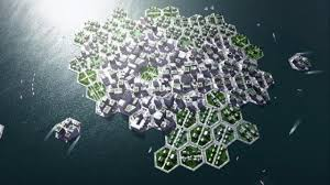Image result for floating cities