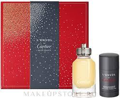 Cartier L'Envol Eau de Toilette - Набор (edt/80ml + deo ... - MAKEUP