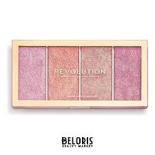 <b>Румяна</b> для лица <b>Vintage</b> Lace Blush Palette (Makeup Revolution ...