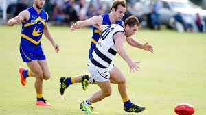 photos sunraysia sport sunraysia daily thomas brownbridge irymple and dustin gordon south mildura sfnl football south