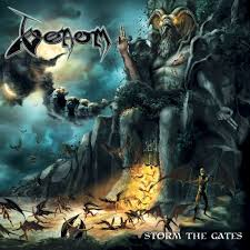 "<b>Venom</b> – ""<b>Storm the</b> Gates"" – Metal Riot"