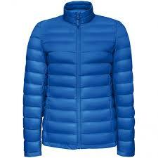 <b>Куртка женская Wilson Women</b>, ярко-синяя купить в интернет ...