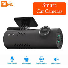 Original <b>Xiaomi</b> 70mai <b>Car DVR</b> Camera 1080P HD Night Vision ...