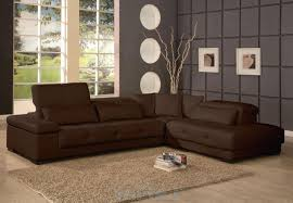 charming living room decorating ideas brown furniture wall color