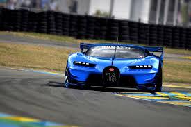 Of Bugattis This Is The Real Live Version Of Bugatti39s Vision Gran Turismo