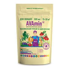 <b>Удобрение</b> AVAmin <b>универсальное</b> — <b>Удобрения AVA</b>