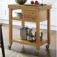 top ade kitchen cart found it at wayfair powderhorn kitchen cart with bamboo top