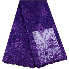 <b>French Lace</b> Fabric <b>Purple</b> Promotion-Shop for Promotional French ...