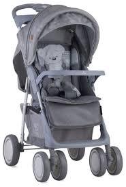 Купить <b>Прогулочная коляска Lorelli Foxy</b> (с накидкой) 1833 grey ...