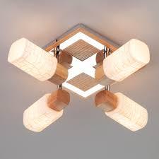 20029/4 <b>хром</b> / <b>светлое</b> дерево <b>Спот</b>