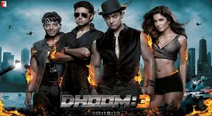 Watch Dhoom 3 full movie online free