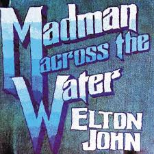 <b>Elton John</b> - <b>Madman</b> Across The Water - Poster/Print with Black ...