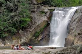 Elk River Falls, North Carolina Waterfall