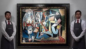 Resultado de imagen de Picasso painting fetches record price at Christie's
