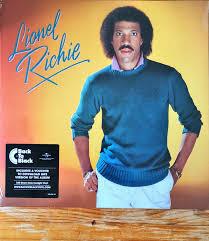 <b>Lionel Richie</b> - <b>180</b> Gram Vinyl LP & Download *NEW & SEALED