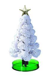 New Magic Growing Crystal <b>Christmas</b> Tree <b>Kit Paper Decorations</b> ...