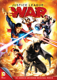 Ver Pelicula Justice League: War