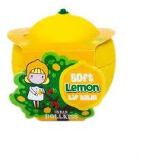 <b>Бальзам для губ</b> Лимон <b>Lemon</b> Soft Lip Balm 6г Baviphat — купить ...