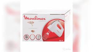 <b>Миксер Moulinex PowerMix HM613130</b> купить в Москве с ...
