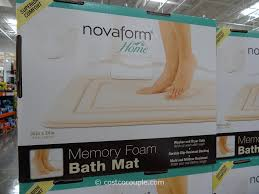 memory foam bathroom mats