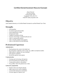 dental assistant resume examples entry level xpertresumes com certified dental assistant resume example dental assistant objective