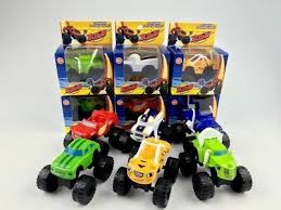 <b>6Pcs</b>/<b>set Blaze</b> and the Monster Machines Vehicles <b>Toys</b> Racer <b>Cars</b> ...