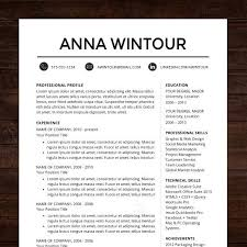 """1000+ ideas about Professional Resume Format on Pinterest 