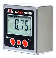 <b>Уровень</b>/<b>угломер цифровой ADA</b> Pro-Digit MICRO - отзывы ...