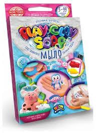 Купить <b>Danko</b> Toys <b>Набор</b> Пластилиновое мыло (PCS-02-01) по ...