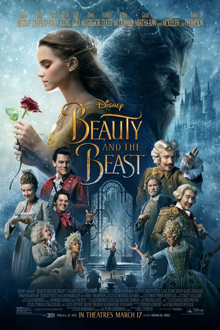 Download Beauty and the Beast (2017) {Hindi-English} 480p [400MB] || 720p [1.2GB] || 1080p [4.2GB]